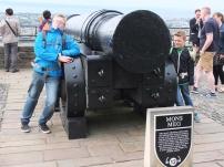 le canon Mons Meg