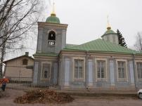 la plus vieille église orthodoxe de Finlande