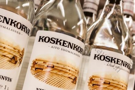 viina ou kossu, version très light de la vodka