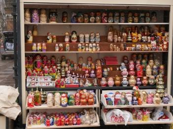 célèbres poupées russes