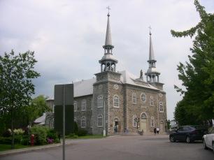 Eglise de Grondines (1835)
