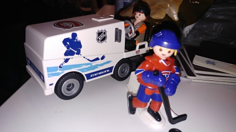 playmobils version Canadiens